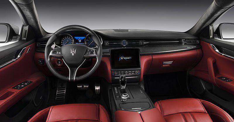 Nuova-Maserati-Quattroporte-restyling_interni-Gransport_MilanoPlatinum