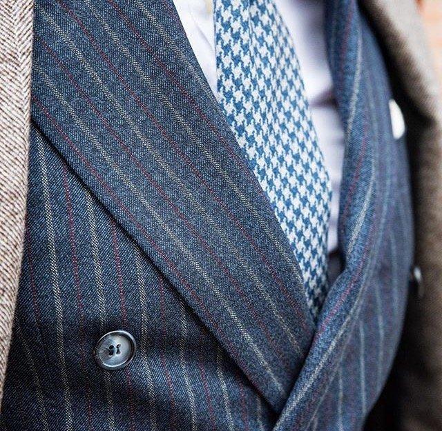 Tessuto italiano su modello inglese Massimo Pirrone_vestito_MilanoPlatinum