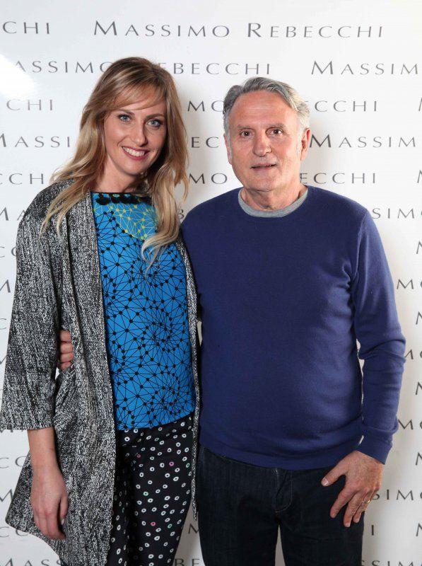 Chiara Giallonardo e Massimo Rebecchi.fotoGuitarpressoffice_MilanoPlatinum