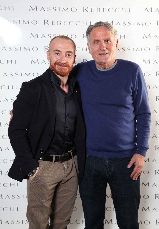 Jury Chechi e Massimo Rebecchi.fotoGuitarPressOffice_MilanoPlatinum
