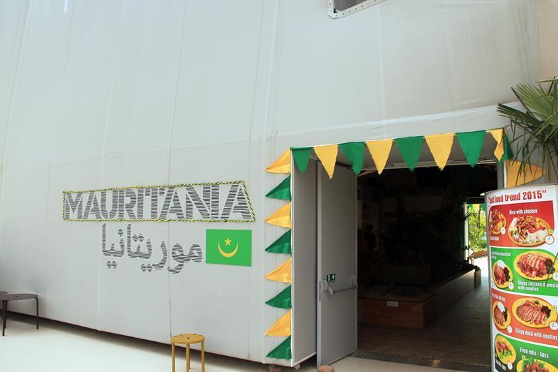 Cluster Zone Aride Expo 2015 - Mauritania 01