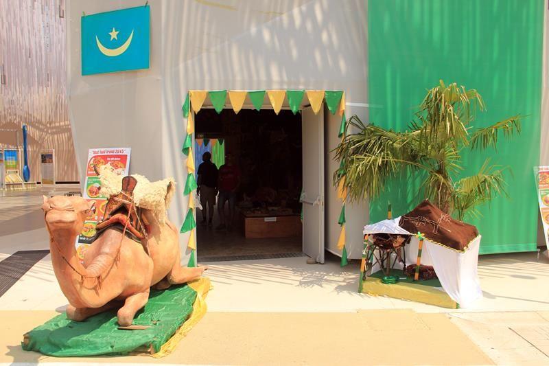 Cluster Zone Aride Expo 2015 - Mauritania 04