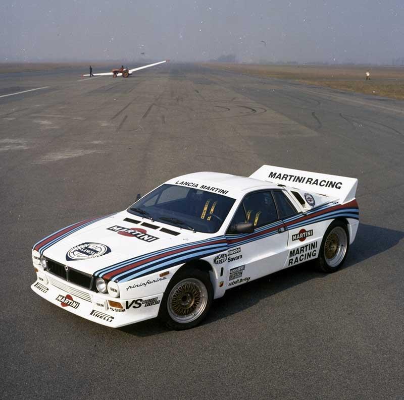 """FCA protagonista di """"Milano AutoClassica""""_lancia_037-1982_MilanoPlatinum"""