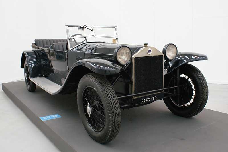 """FCA protagonista di """"Milano AutoClassica""""_lancia_lambda-1926_MilanoPlatinum"""