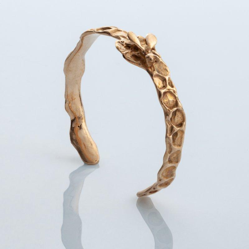 BABS_Jessica-Carroll_bracelet_Apina_bronze