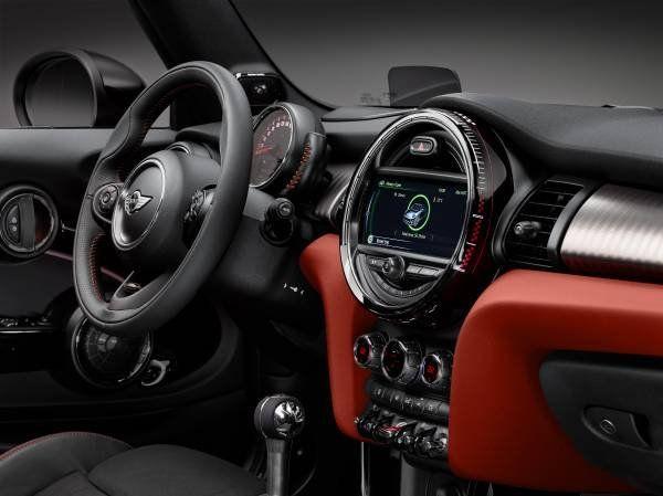 La nuova Mini John Cooper Works Cabrio_cruscotto_MilanoPlatinum