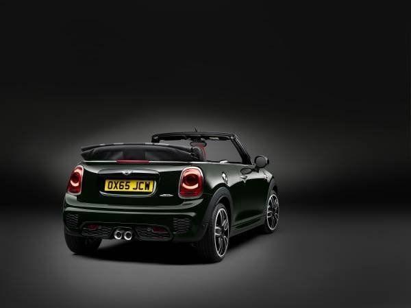 La nuova Mini John Cooper Works Cabrio_retro_MilanoPlatinum