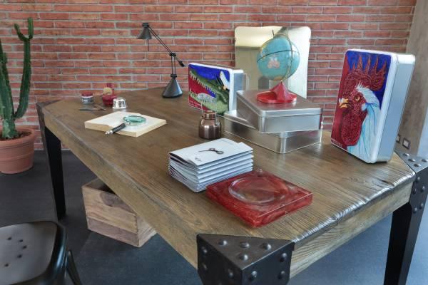 Mini capsule collection al Pitti Uomo_desk_MilanoPlatinum