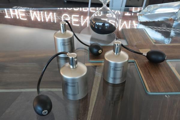 Mini capsule collection al Pitti Uomo_parfume_MilanoPlatinum