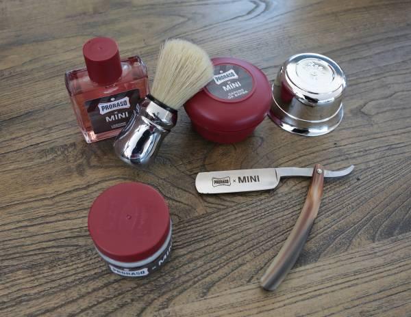 Mini capsule collection al Pitti Uomo_shave_MilanoPlatinum