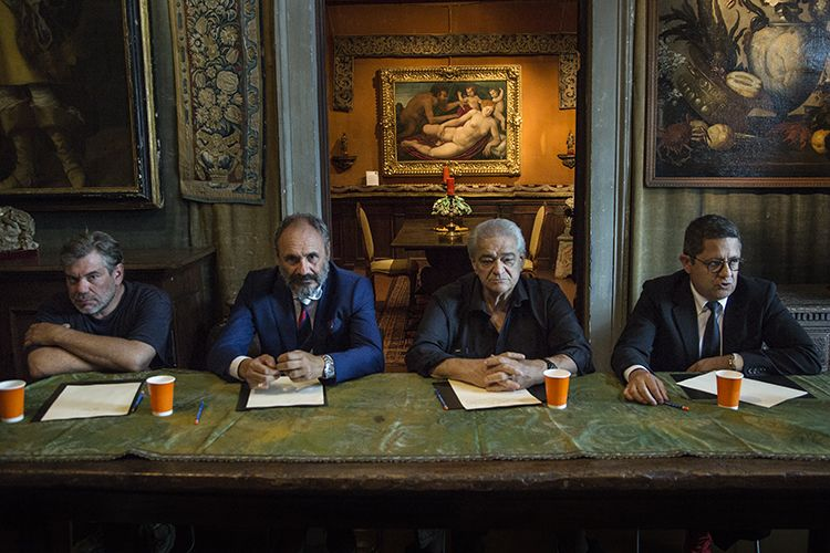 Pitti88: Mr. Gherardini, accessori per un modern gentleman_foto_MilanoPlatinum