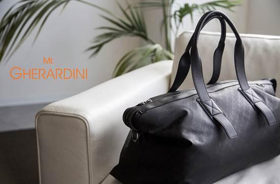 Pitti88: Mr. Gherardini, accessori per un modern gentleman_borsa_MilanoPlatinum