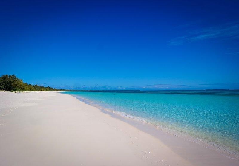 25 km of beaches
