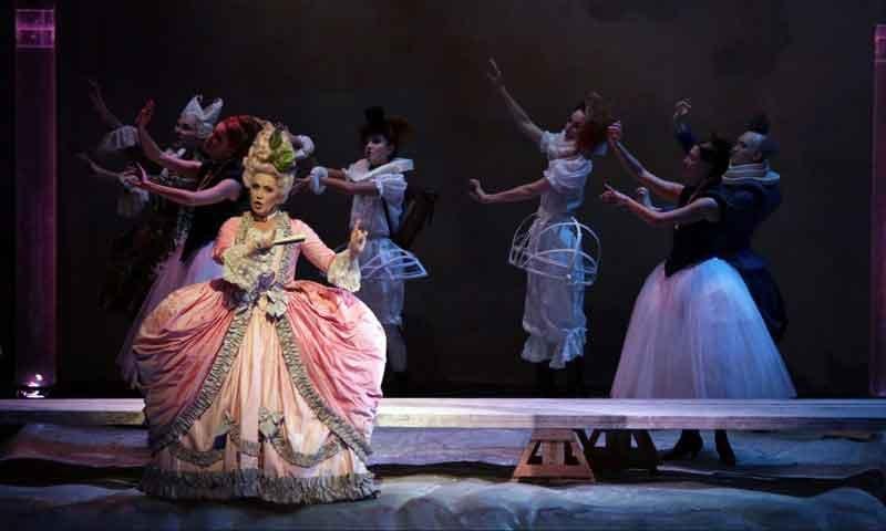 Ti vedo, ti sento, mi perdo - Salvatore Sciarrino - Teatro alla Scala 02 - Photo Marco Brescia & Rudy Amisano