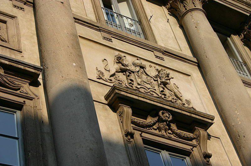 Palazzo Belgiojoso 03 - By G.dallorto (Own work) [CC BY-SA 2.5 it], via Wikimedia Commons