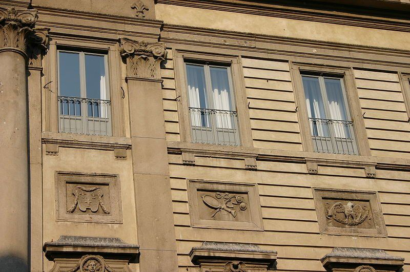 Palazzo Belgiojoso - By G.dallorto (Own work) [CC BY-SA 2.5 it], via Wikimedia Commons