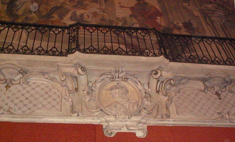 Palazzo Dugnani 03 - By G.dallorto (Own work) [Attribution], via Wikimedia Commons