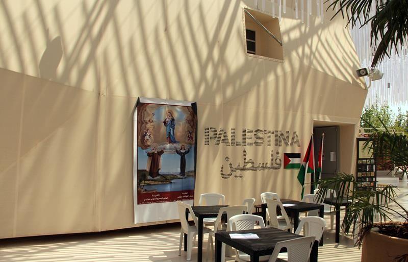Cluster Zone Aride Expo 2015 - Palestina 01