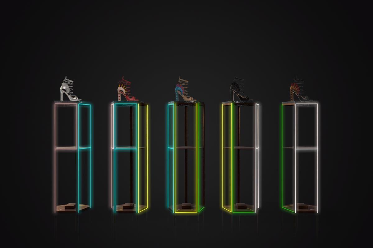 Salone del Mobile: Paula Cademartori incontra il design_colonne_MilanoPlatinum