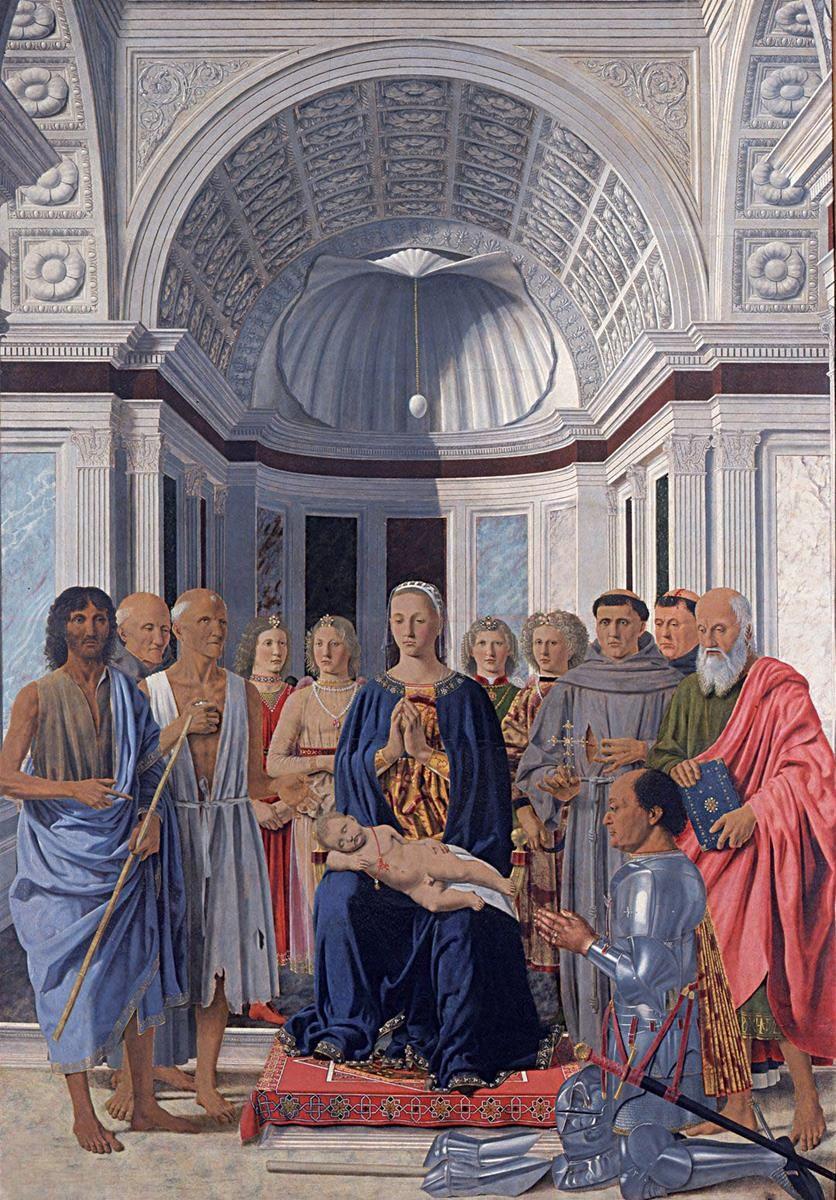La Pinacoteca di Brera_PierodellaFrancesca_MilanoPlatinum