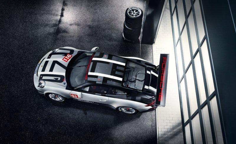 Nuova Porsche 911 GT3 Cup debutta al Salone di Parigi_alto_MilanoPlatinum