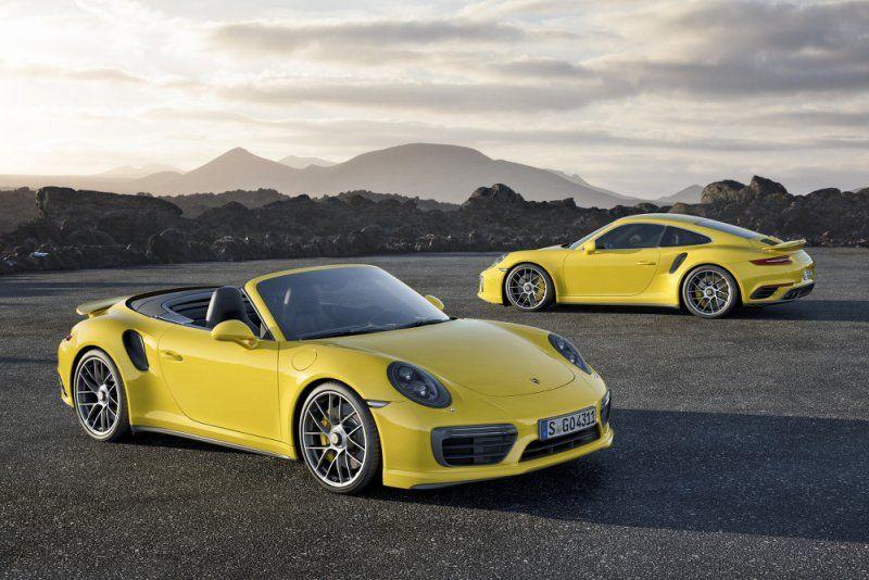 A gennaio il debutto della nuova Porsche 911 Turbo e 911 Turbo S_MilanoPlatinum