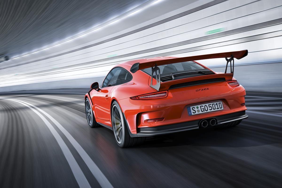 Porsche 911 GT3 RS: un bolide per tutti i giorni_retro_MilanoPlatinum