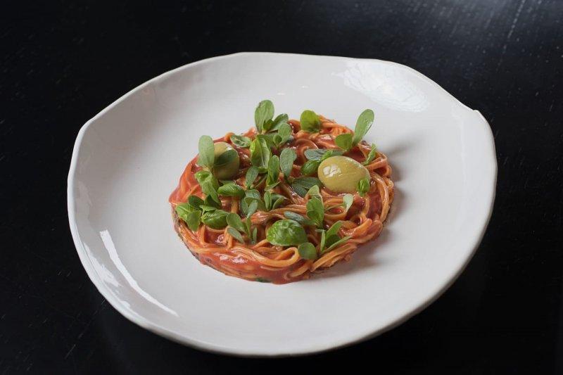 Al Ristorante Berton 8 insalate d'autore per il business lunch_2_MilanoPlatinum