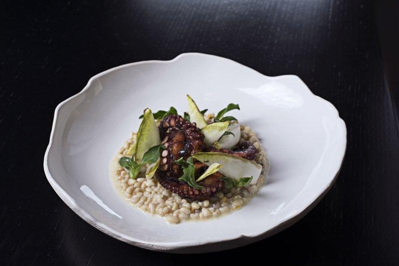 Al ristorante berton 8 insalate d 39 autore per il business lunch for Ristorante andrea berton