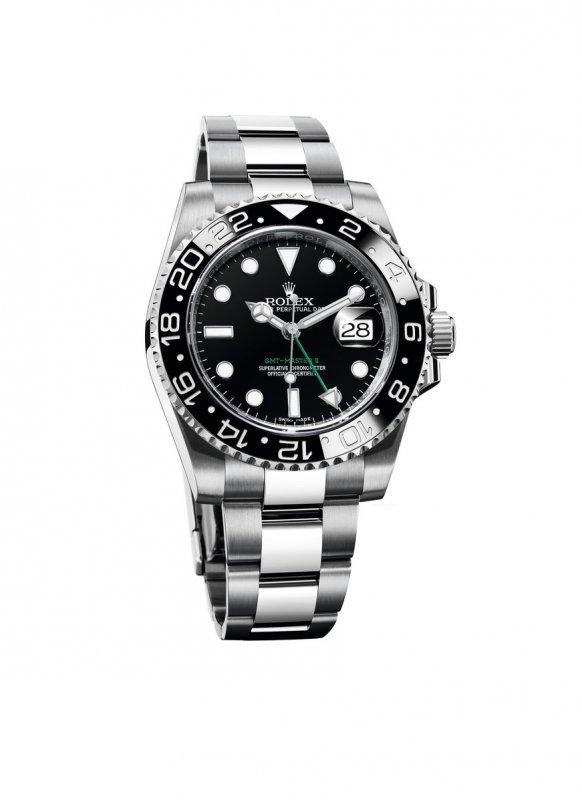 Rolex GMT-Master II l'orologio dei piloti_nero_MilanoPlatinum