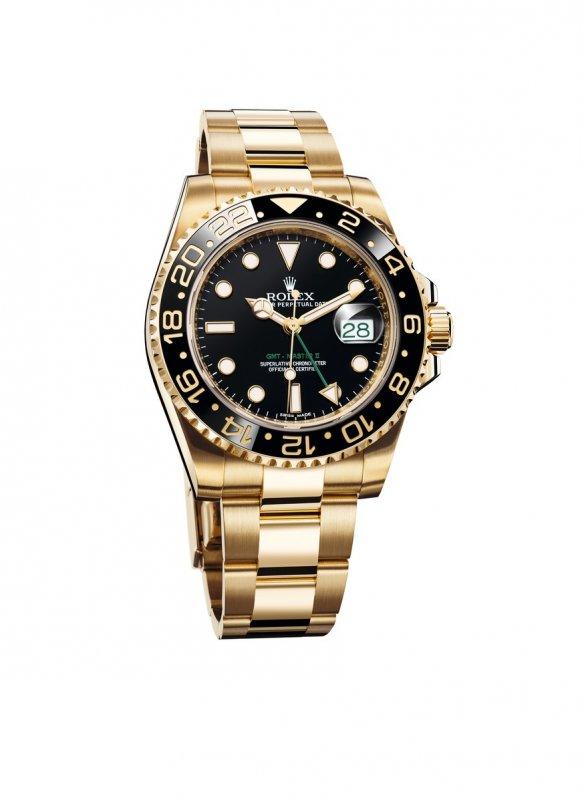 Rolex GMT-Master II l'orologio dei piloti_oro_MilanoPlatinum