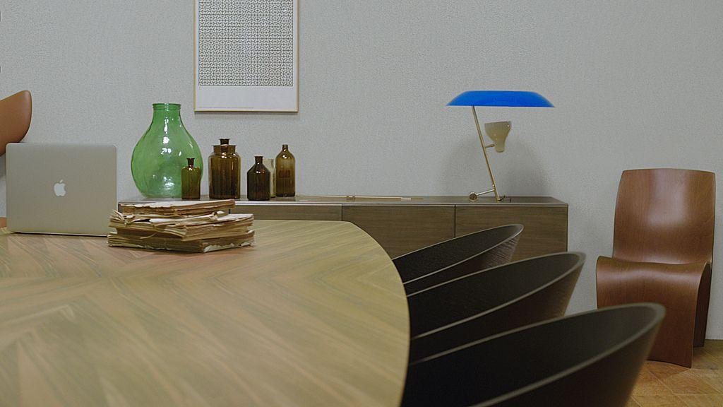 Salone del Mobile, nasce il design 3.0_table_MilanoPlatinum