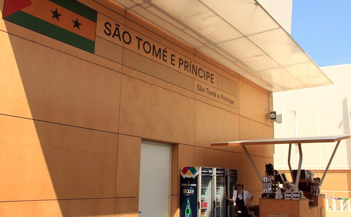 Cluster cacao e cioccolato EXPO 2015 - São Tomé e Príncipe - MilanoPlatinum