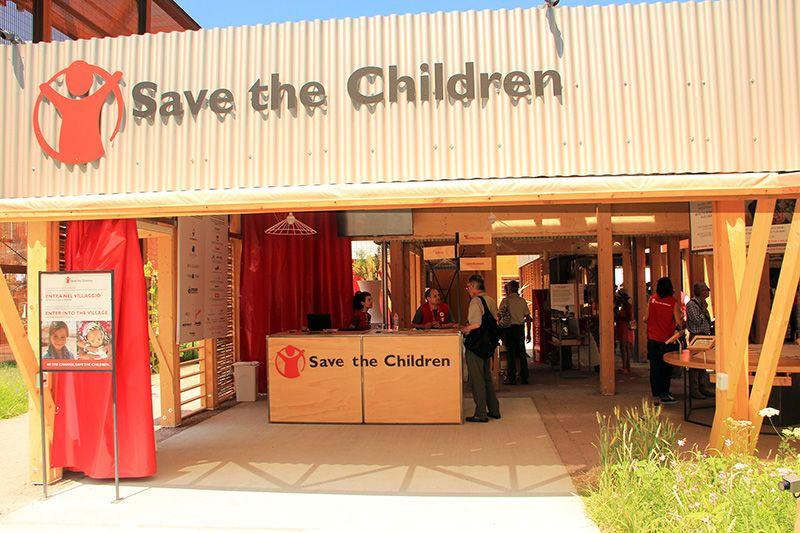 Save the children EXPO 2015_buildingtwo_MilanoPlatinum