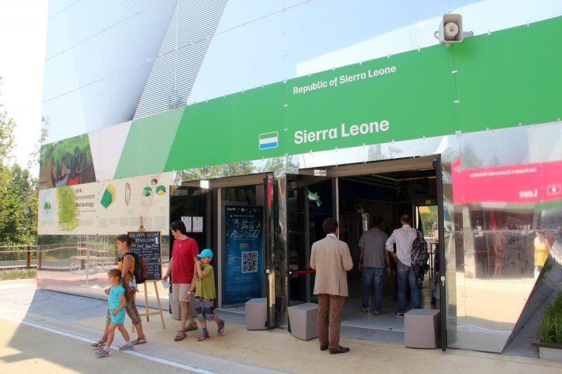 Cluster Riso Expo 2015 - Sierra Leone - 01