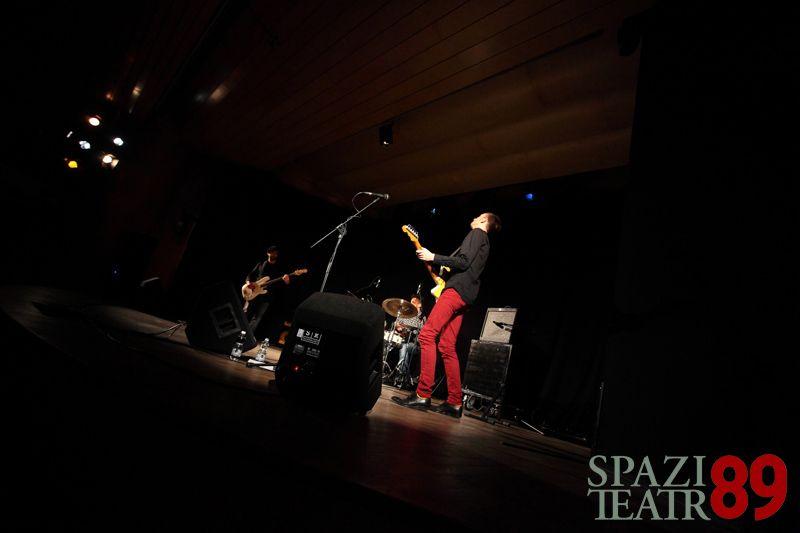 Jazz, Max Ionata @Spazioteatro89_guitar_MilanoPlatinum