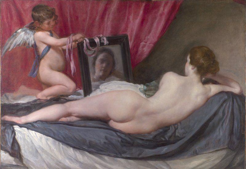 Diego Velázquez [Public domain] via Wikimedia Commons