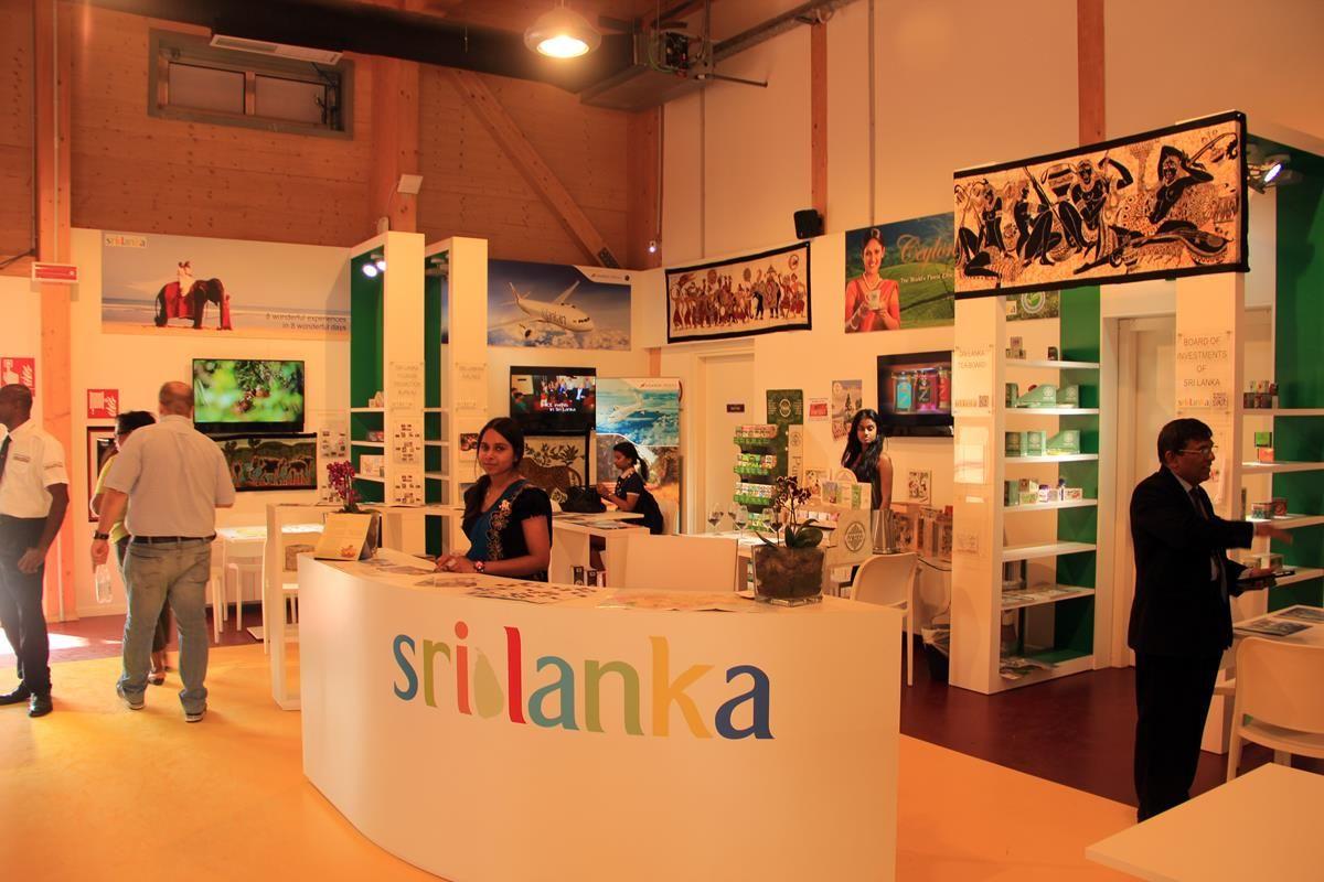 Cluster Frutta e Legumi EXPO 2015 - Sri Lanka - MilanoPlatinum