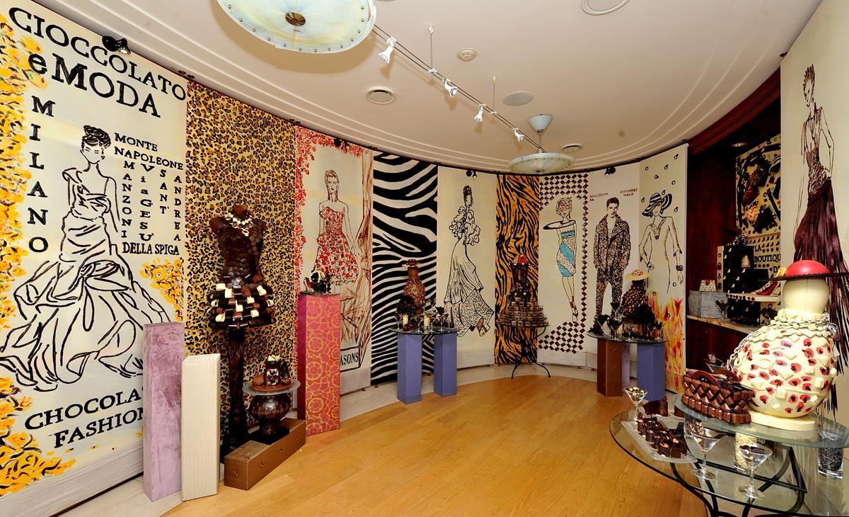 Chocolate Room: il lato goloso del luxury_Chicolate_MilanoPlatinum