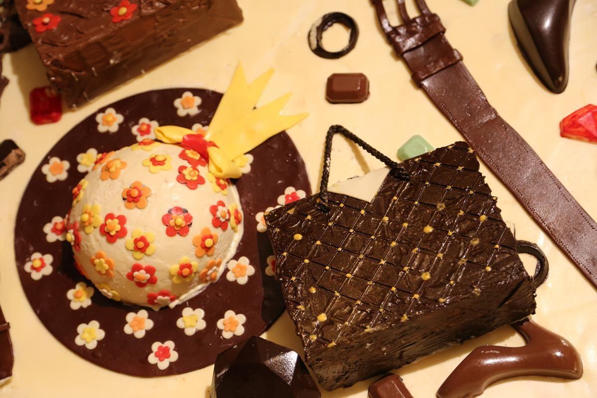 Chocolate Room: il lato goloso del luxury_chocobag_MilanoPlatinum