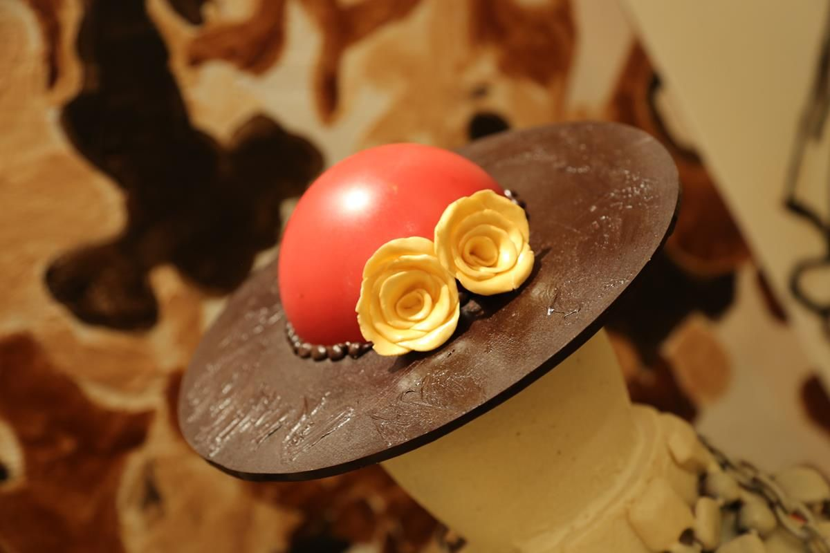Chocolate Room: il lato goloso del luxury_chocohat_MilanoPlatinum
