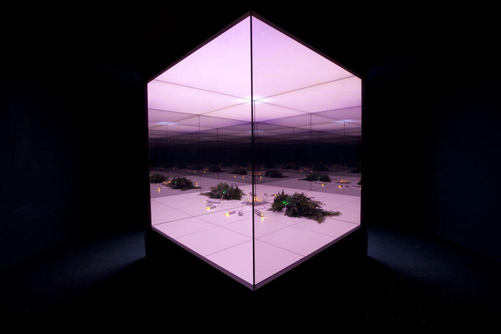 Mostra Super Superstudio_Superstudio, Supersuperficie (1972), 2000 (foto di ZEPstudio,Centro per l'Arte Contemporanea Luigi Pecci)_MilanoPlatinum