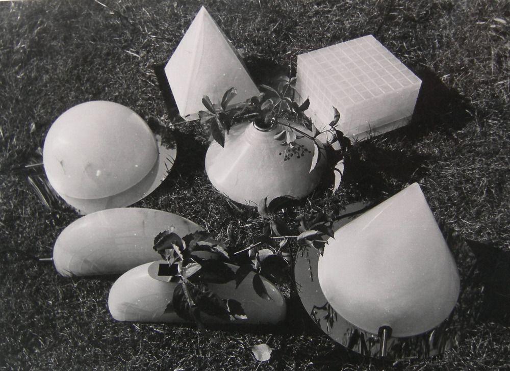 Mostra Super Superstudio_Superstudio, lampade in alabastro, 1969_MilanoPlatinum