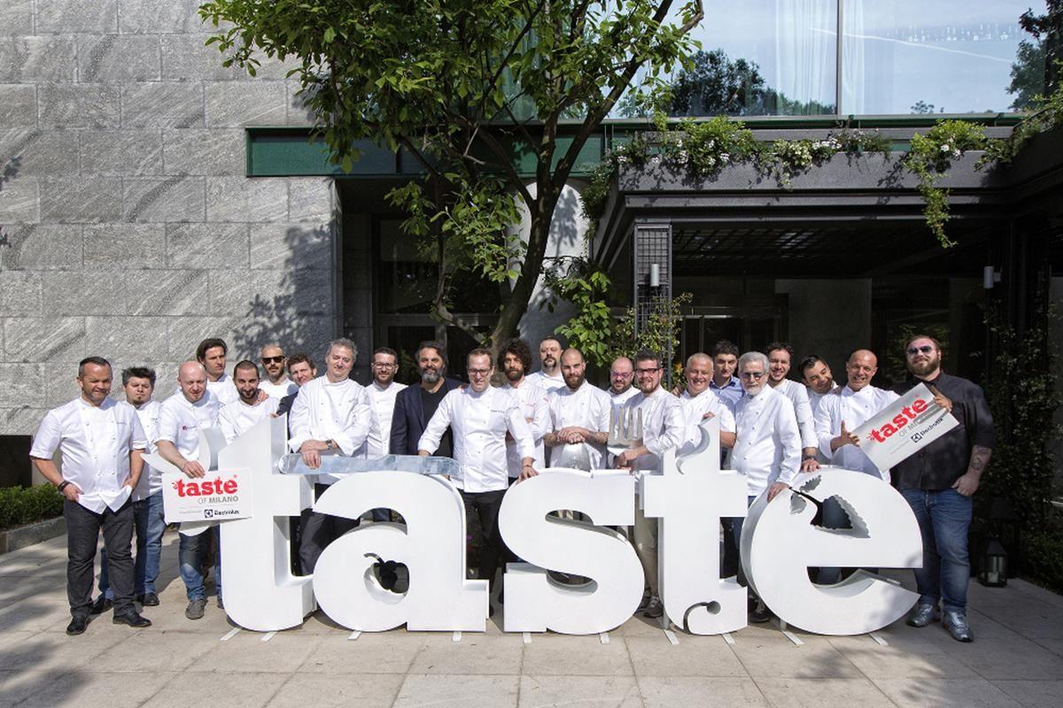 La migliore ristorazione al Taste of Milano 2015_chef_MilanoPlatinum