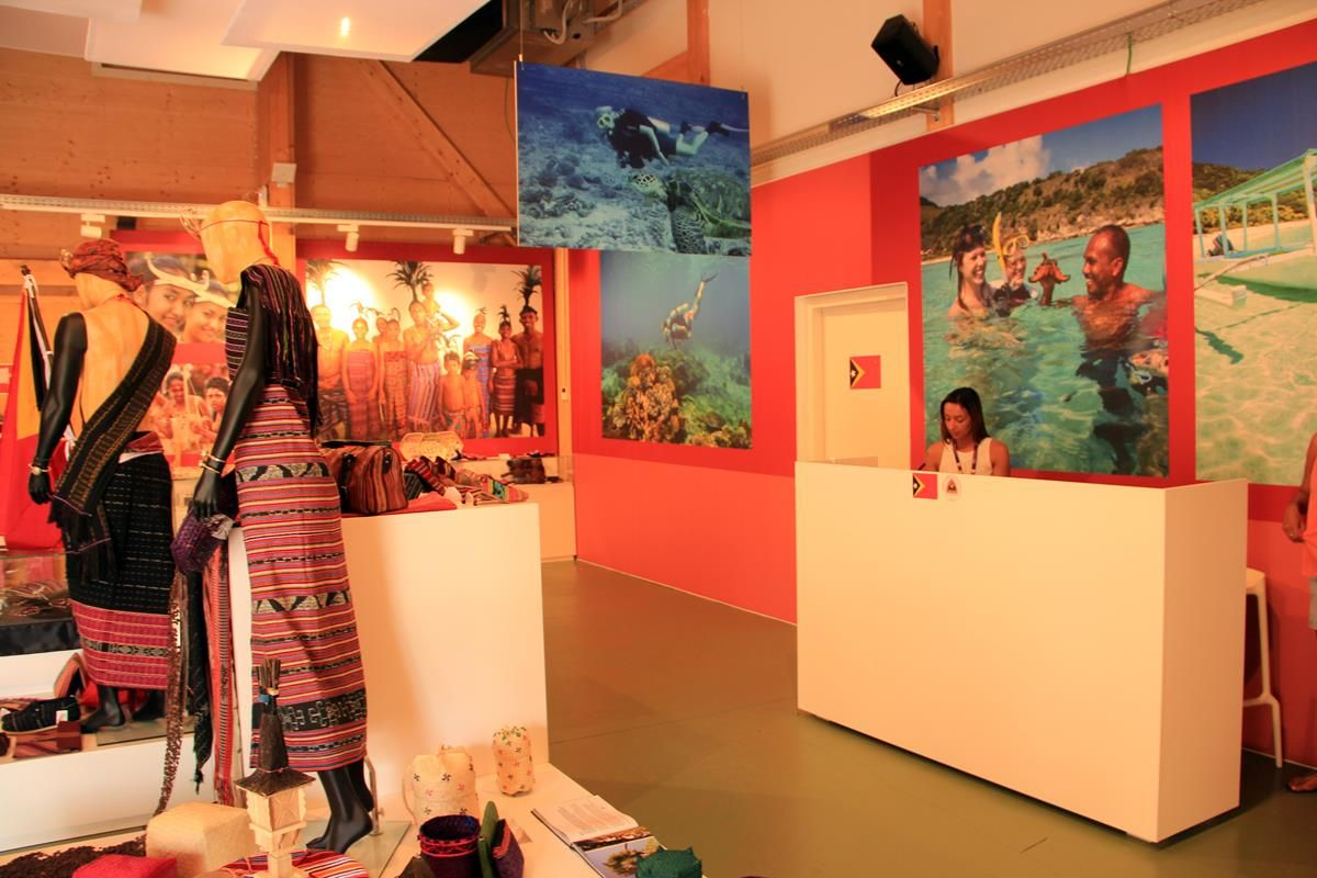Cluster caffè EXPO 2015 - Timor-Leste - MilanoPlatinum