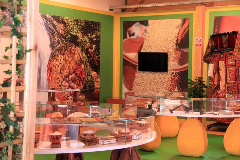 Cluster Cereali e Tuberi - Togo 03