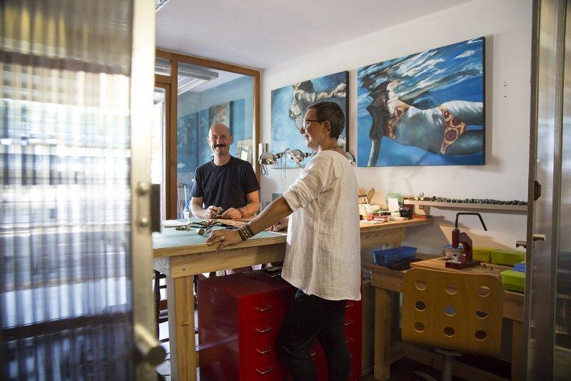 TULSI, ARTIGIANATO E DESIGN MADE IN ITALY_© foto Elisa Severi_Luca e Valentina_MilanoPlatinum