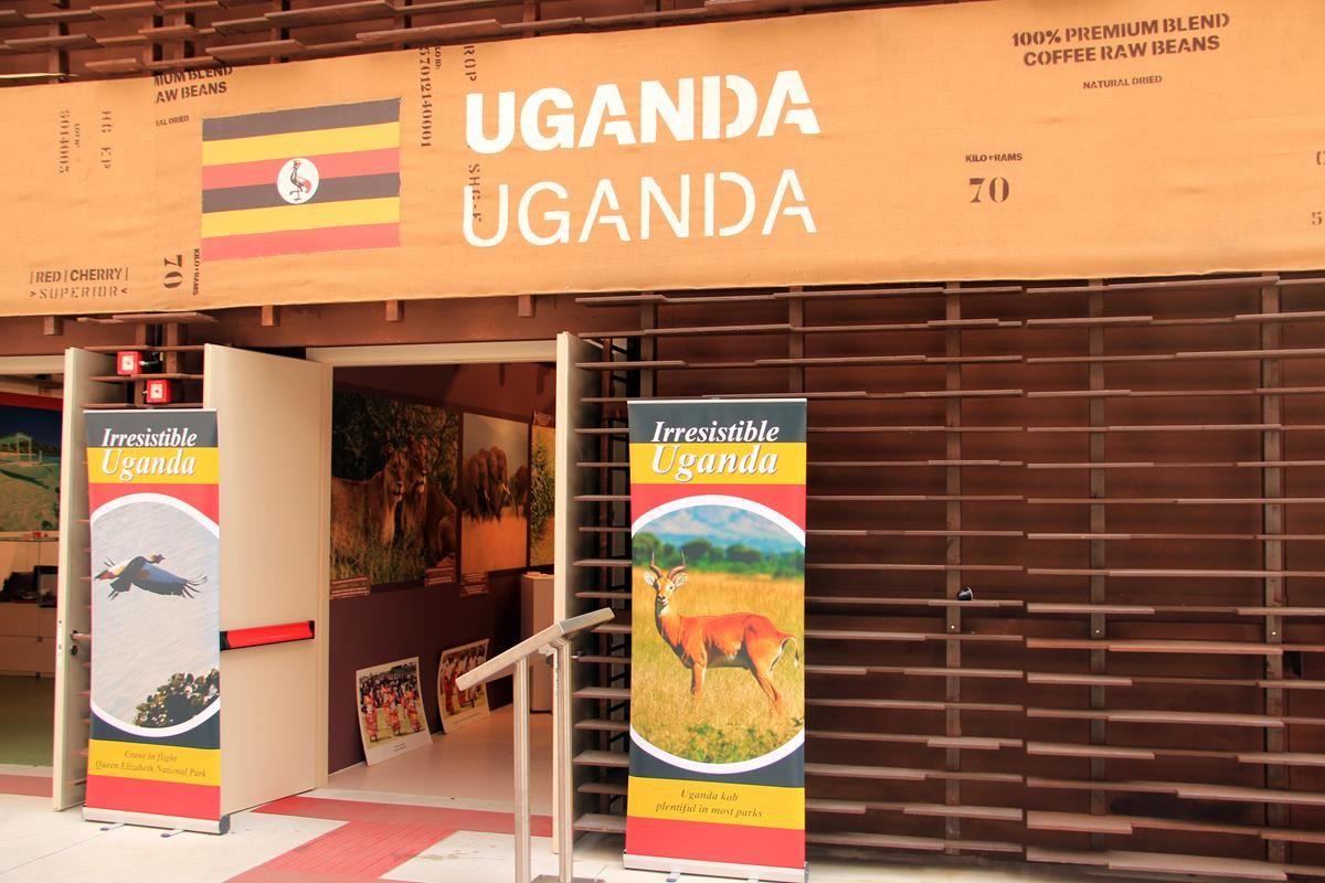 Cluster caffè EXPO 2015 - Uganda - MilanoPlatinum