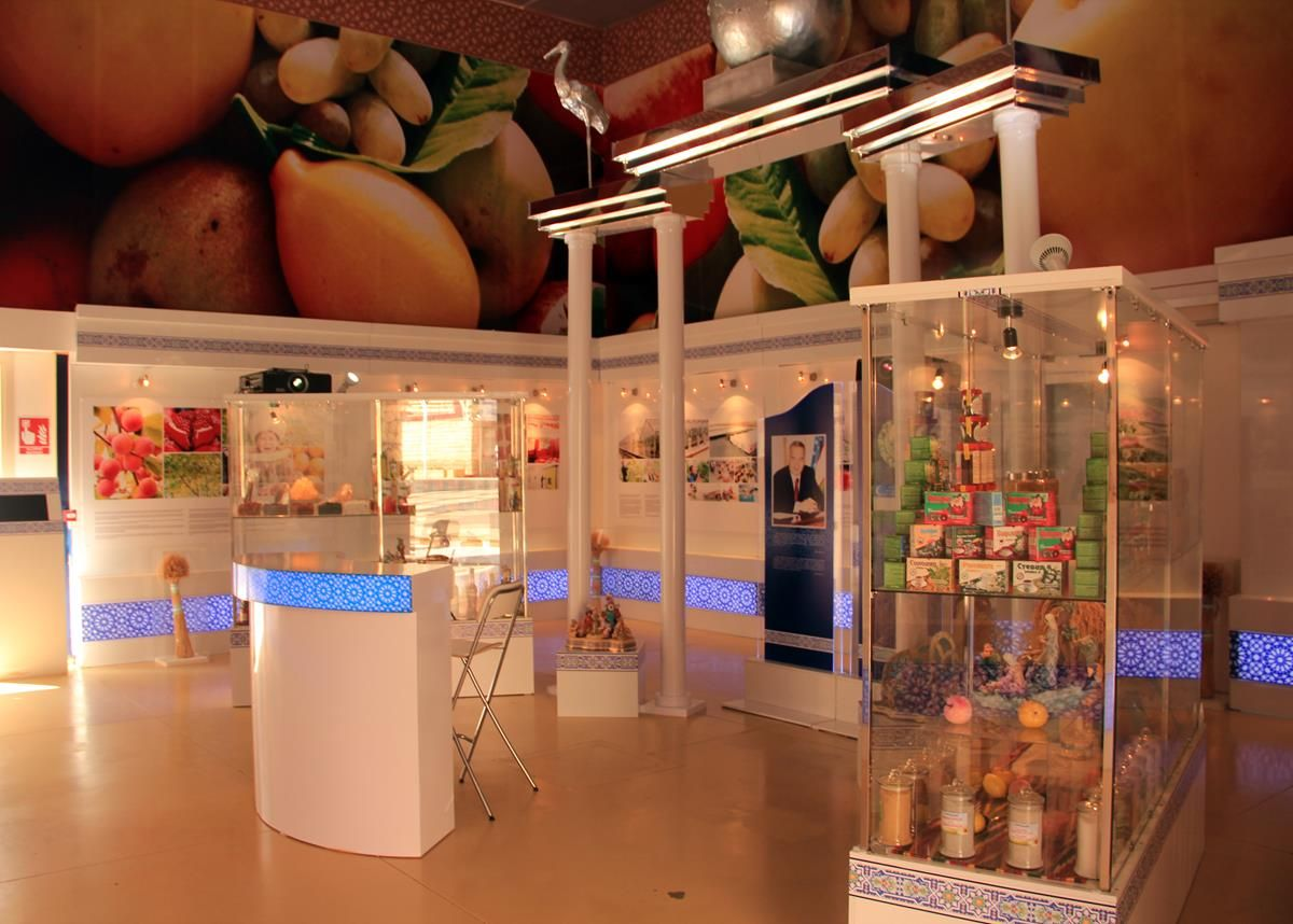 Cluster Frutta e Legumi EXPO 2015 - Uzbekistan - MilanoPlatinum