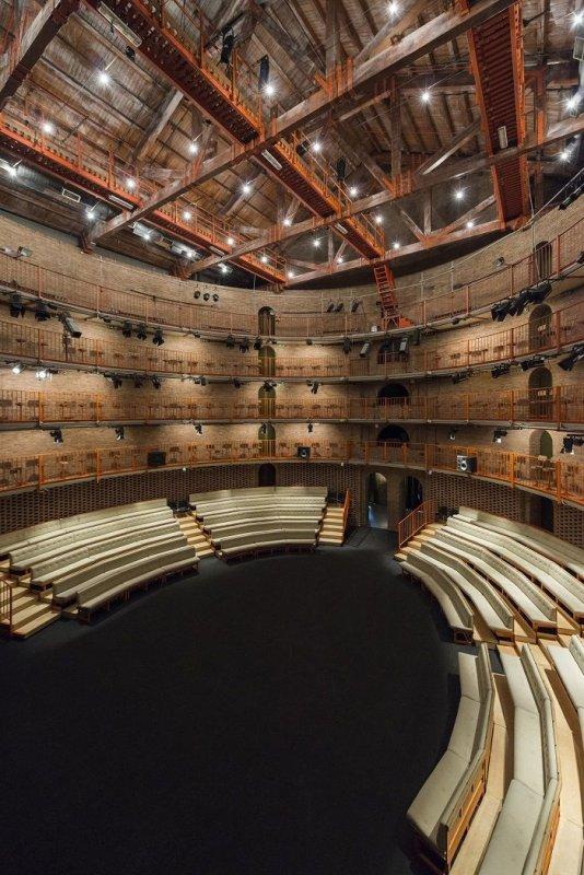 Piccolo Teatro Studio. Foto ©Masiar Pasquali